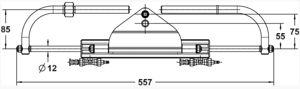 Dimensiones_piston_direccion_hidraulica_LS_VHM_EX125.