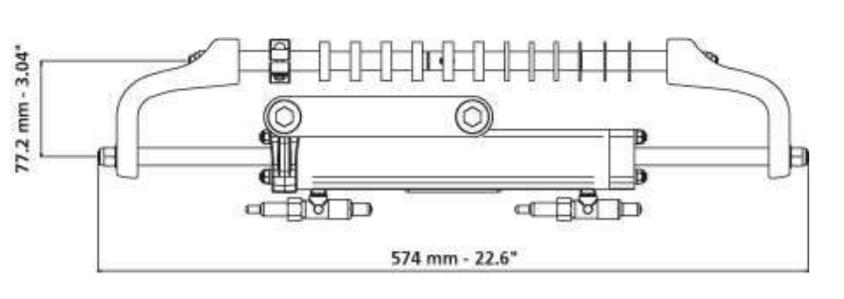Dimensiones_piston_direccion_hidraulica_ULTRAFLEX_UC81-OBF