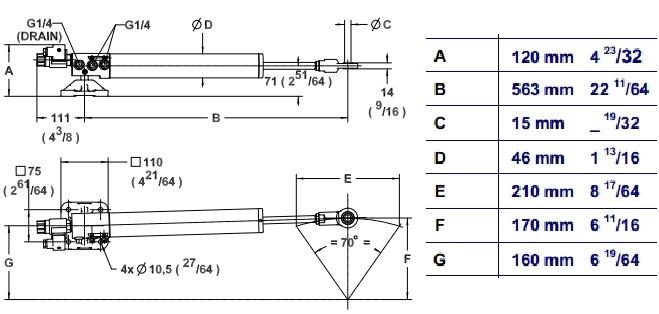 Medidas_piston_conjunto_lineal_hidraulico_para_piloto_automatico_de_velero.
